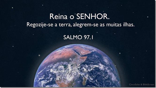 Salmos 97.1